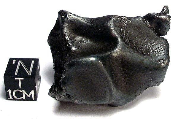 Отпечатки метеорита